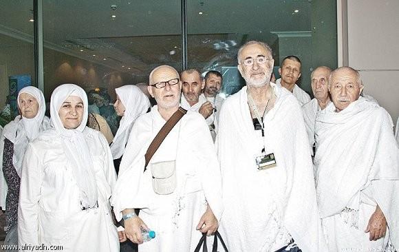 تجارب مسلمو أوروبا في الحج